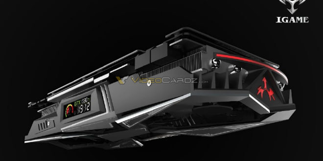 Photo of Colorful iGame GTX 1080 Ti incorpora un display LCD