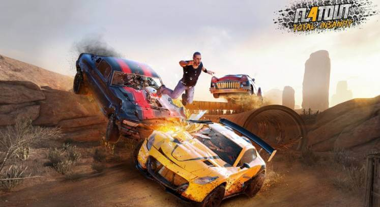 Photo of ¿FlatOut 4 posible juego para Nintendo Switch?