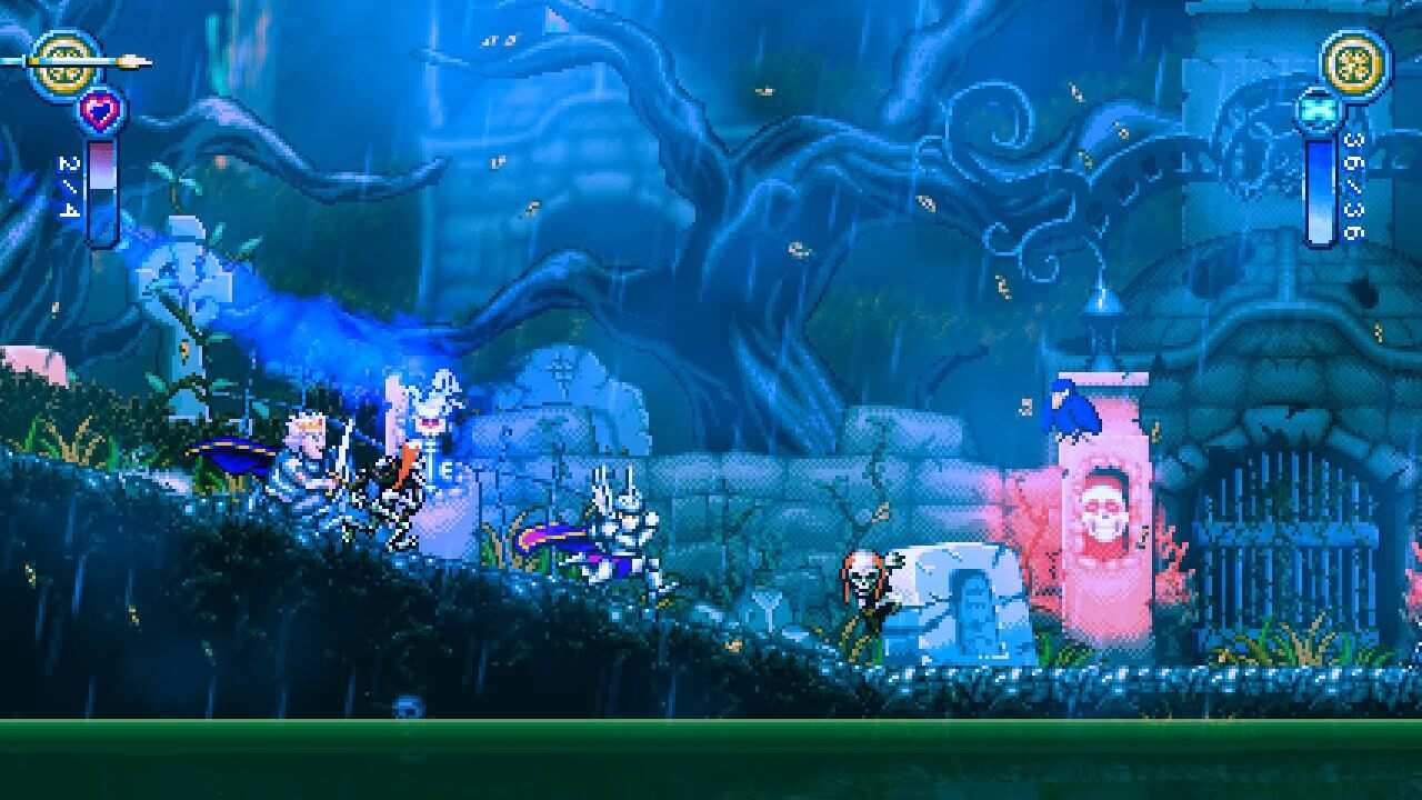 Photo of Battle Princess Madelyn está arrasando en KickStarter un juego parecido al Ghouls 'n Ghosts