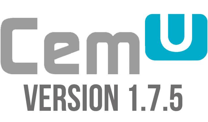 Cemu es actualizado a Cemu 1.7.5 para Zelda y Splatoon