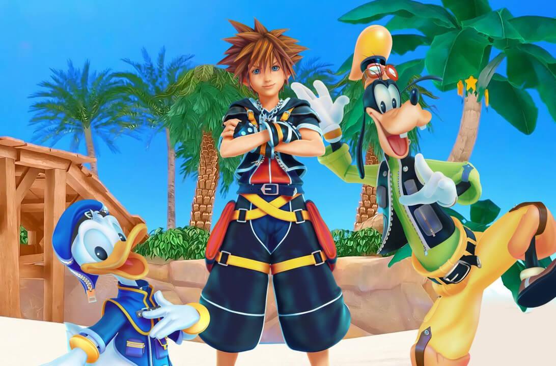 Kingdom Hearts III podría salir en PC