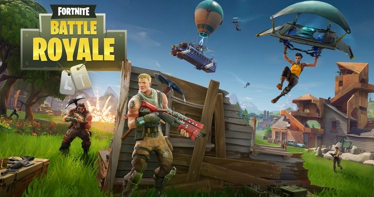 Battle Royale de Fortnite esta gratis para jugar