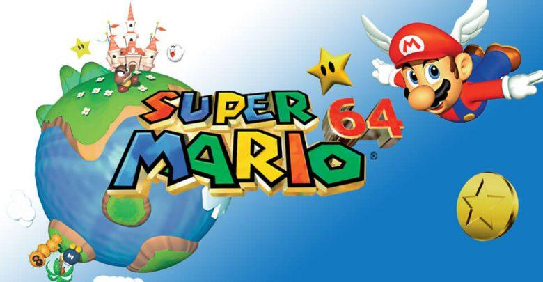 Super Mario 64 online y hasta 64 jugadores