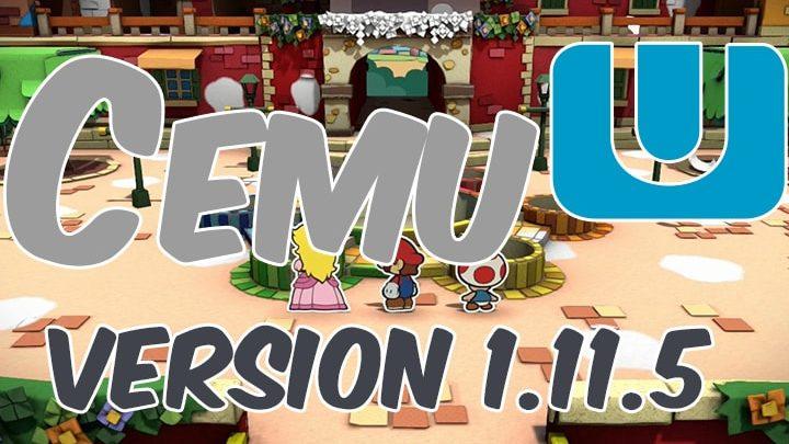 La version 1.11.5 de Cemu ya esta disponible con innumerables mejoras