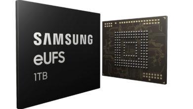 Photo of Samsung presenta sus memorias de 1 TB para movibles