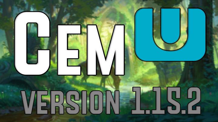 Cemu 1.15.2 se actualiza con nuevas mejoras en el recompilador y rendimiento mejorado