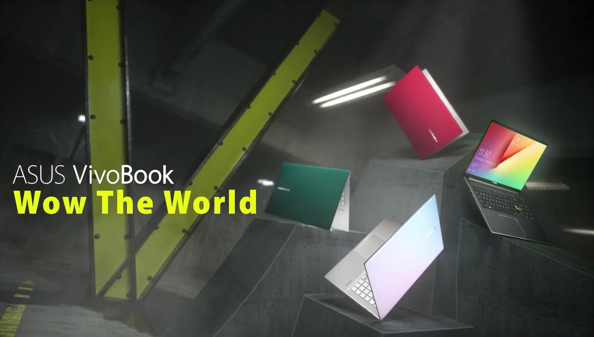 VivoBook de Asus, 2020