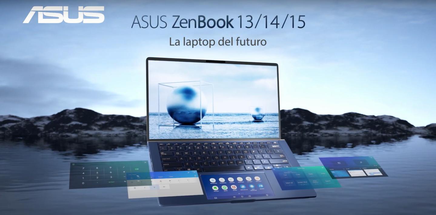 ZenBook de Asus, 2020