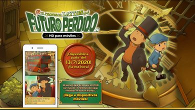 Photo of Profesor Layton: Futuro perdido llega para iOS y Android