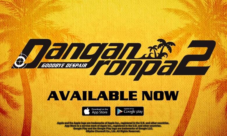 Danganronpa 2: Goodbye Despair Anniversary Edition ahora para Android y iPhone