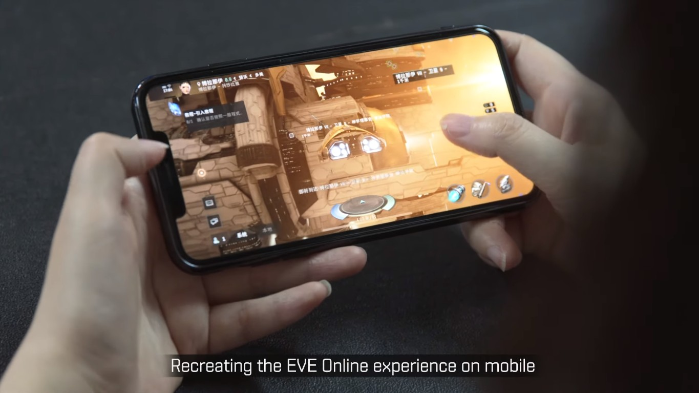 Eve Online Echoes