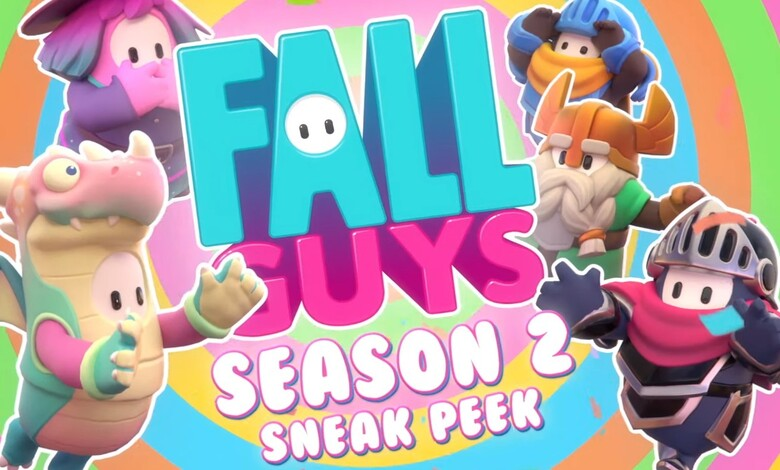 Fall Guys Season 2 ya está aquí