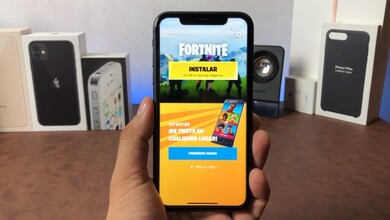 Photo of iPhone con Fortnite instalado, inundan la tienda de eBay