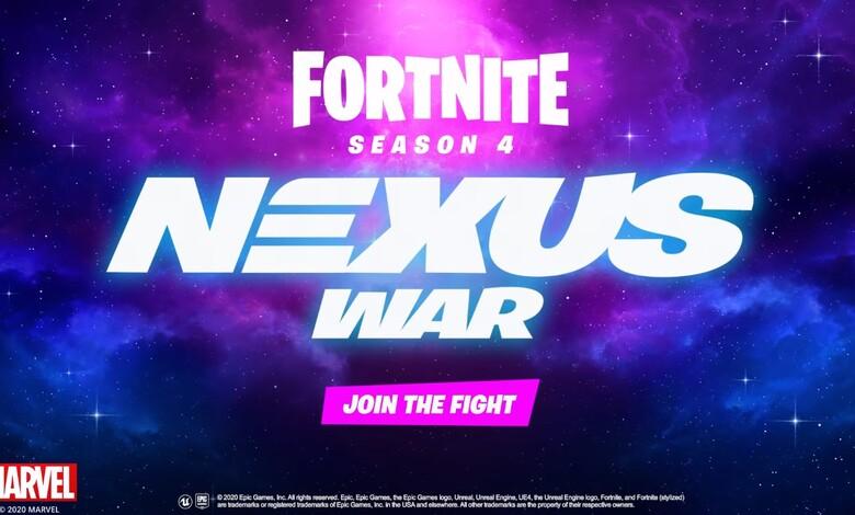 La temporada 4 de Fortnite ahora disponible