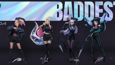 "Photo of K/DA lanza su nuevo sencillo ""The Baddest"""