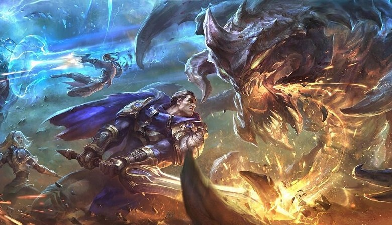 Nuevas actualizaciones League of Legends