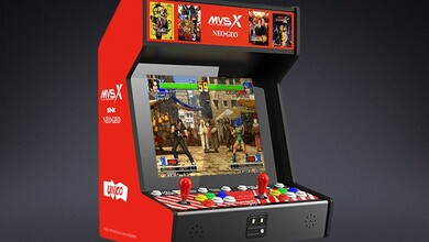 Photo of SNK Neo Geo MVSX, el regreso del mítico arcade