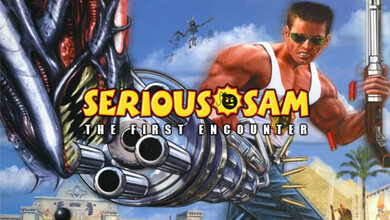 Photo of Serious Sam: The First Encounter, adquiérelo gratis en GOG