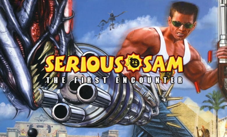Serious Sam: The First Encounter gratis en GOG