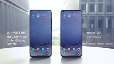Photo of Xiaomi y su cámara bajo pantalla llegará el próximo año