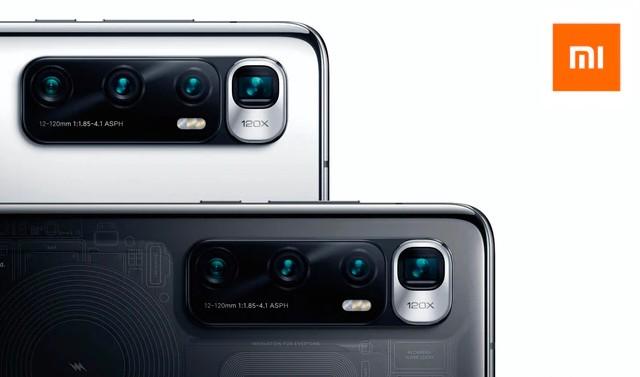 Presentación del Xiaomi Mi 10 Ultra