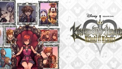 Photo of Se revelan nuevos datos de Kingdom Hearts Melody of Memory
