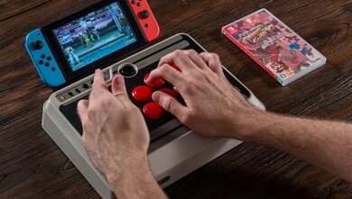 Photo of 8BitDo Arcade Stick convierte tu Nintendo Switch y PC en un Arcade