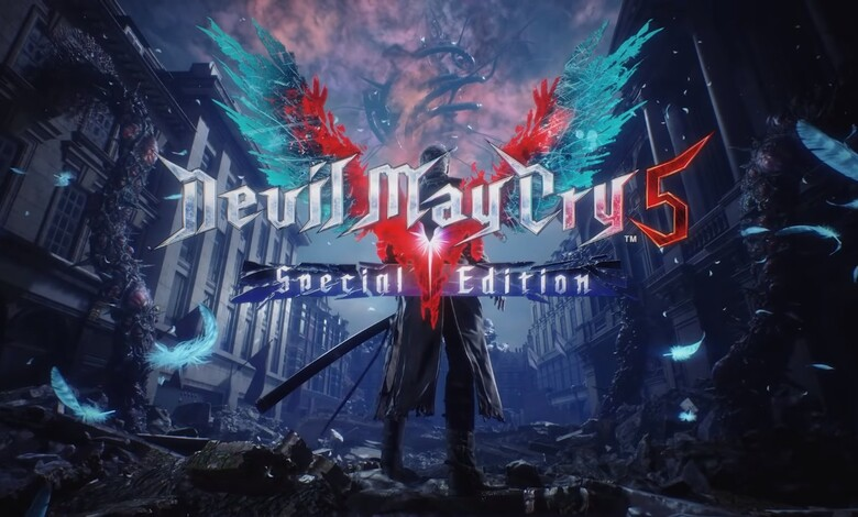 Devil May Cry 5 Special Edition no llegará a PC