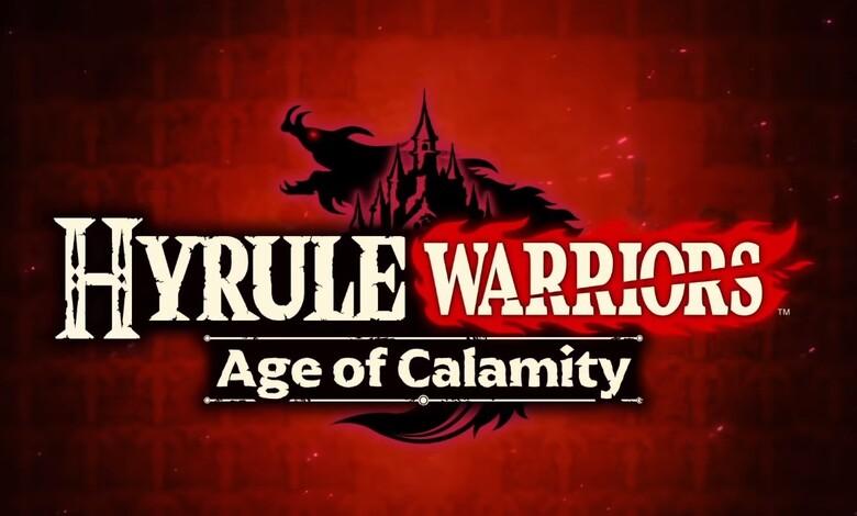 Hyrule Warrios: Age of Calamity la nueva precuela de Breath of the Wild