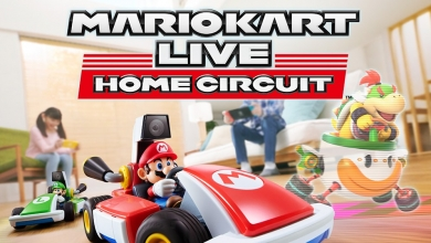 Photo of Mario Kart Live Home Circuit traerá las carreras a la vida real