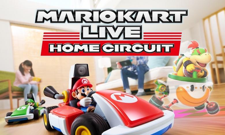 Mario Kart Live Home Circuit es anunciado