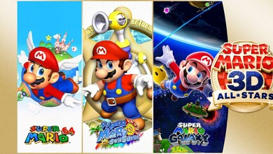 Photo of Super Mario 3D All-Stars es anunciado para Nintendo Swtich