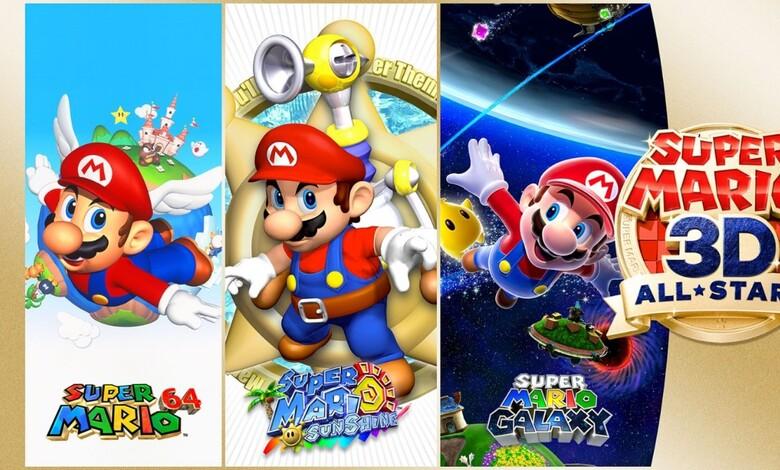 Super Mario 3D All-Star es anunciado