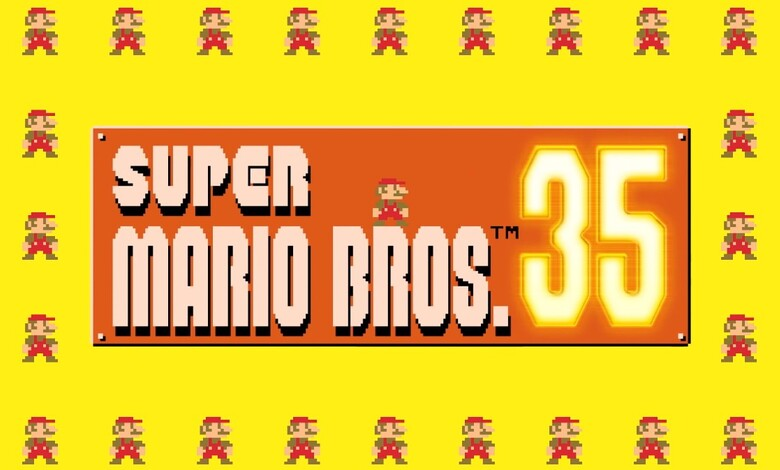 Super Mario Bros .35 llega para Switch