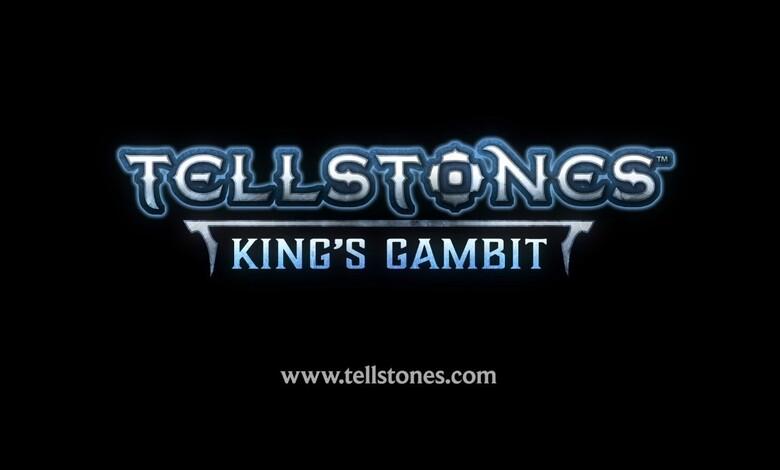 Tellstone: King's Gambit, el juego de mesa de Riot