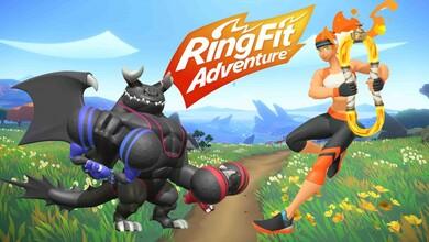 Photo of Ring Fit Adventure supera a Marvel Avengers en las ventas japonesas